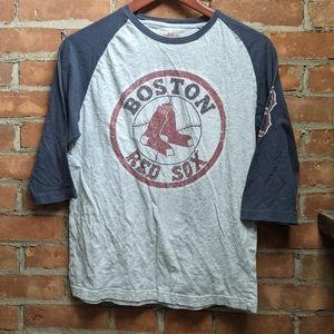 Boston Red Sox baseball tee - small